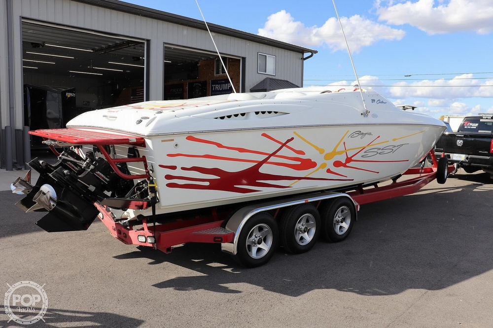 2001 Baja boat for sale, model of the boat is 29 Outlaw SST & Image # 29 of 40
