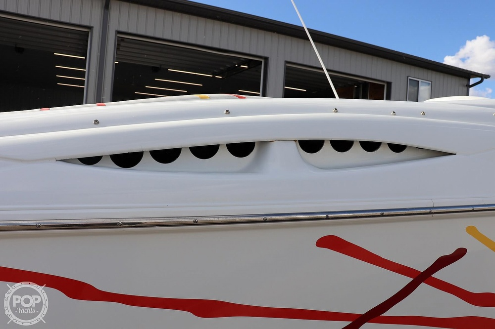 2001 Baja boat for sale, model of the boat is 29 Outlaw SST & Image # 31 of 40