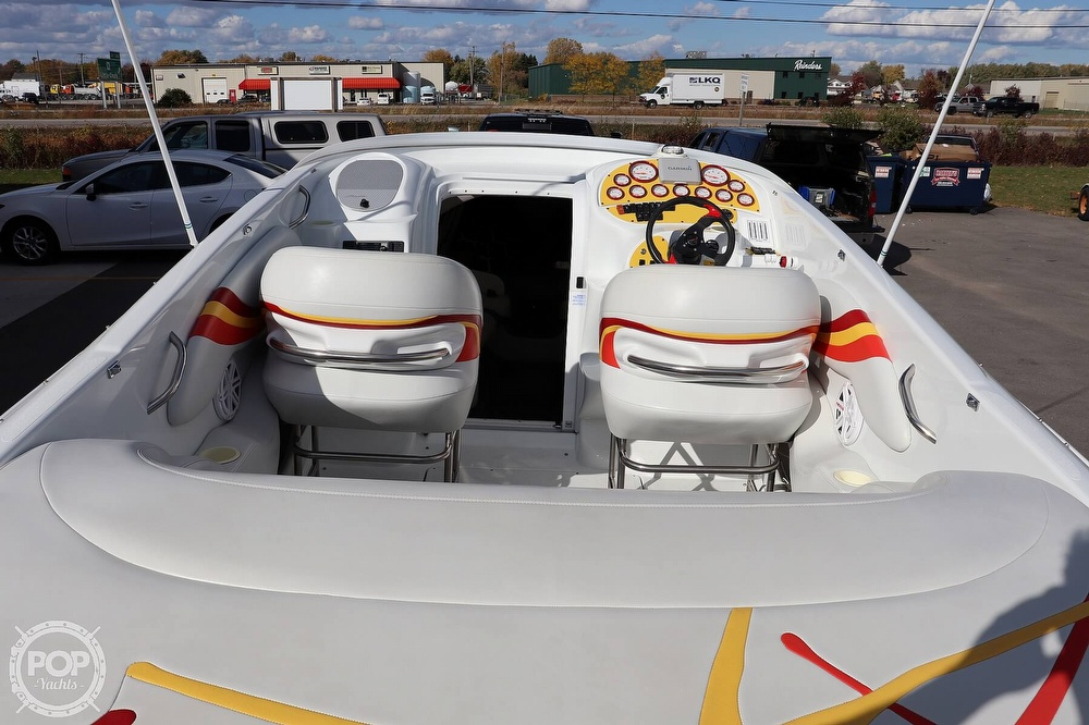 2001 Baja boat for sale, model of the boat is 29 Outlaw SST & Image # 34 of 40