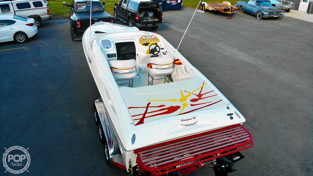 2001 Baja boat for sale, model of the boat is 29 Outlaw SST & Image # 4 of 40