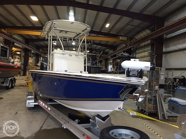 2016 Gravois boat for sale, model of the boat is 24 Bay & Image # 10 of 40