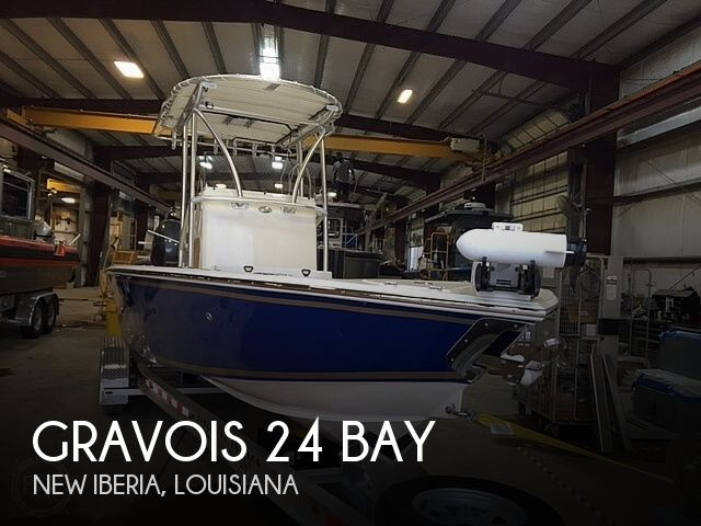 Used Boats For Sale in Lafayette, Louisiana by owner | 2016 Gravois 24 Bay
