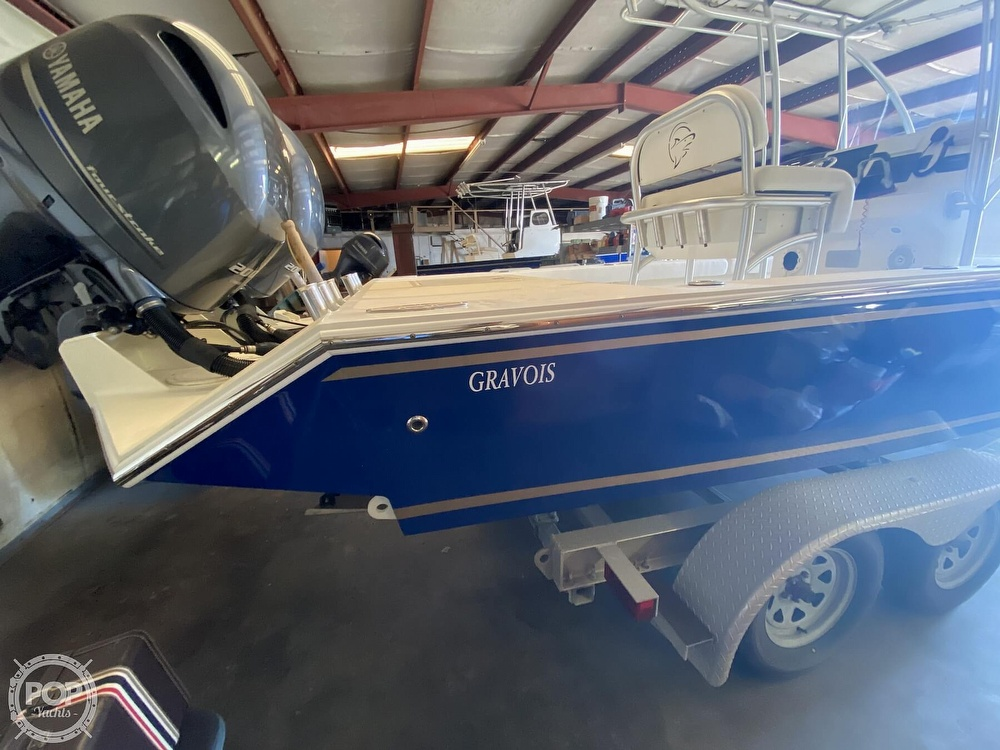 2016 Gravois boat for sale, model of the boat is 24 Bay & Image # 7 of 40