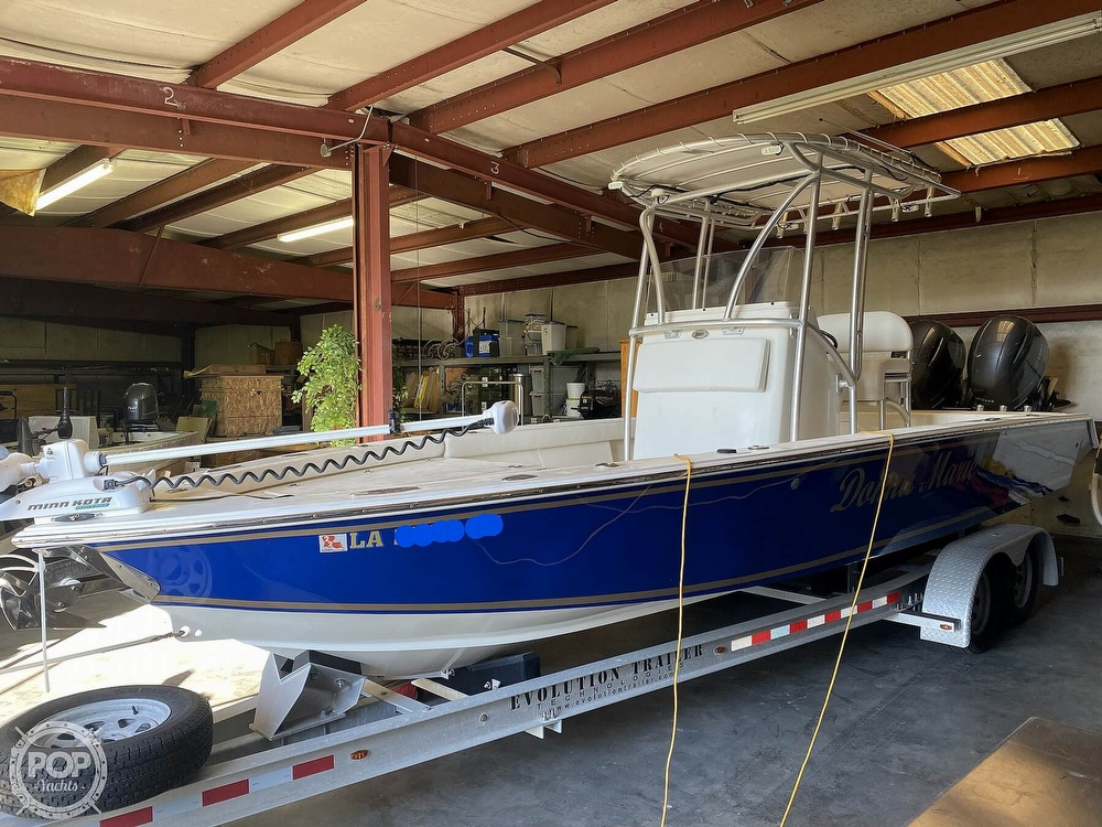 2016 Gravois boat for sale, model of the boat is 24 Bay & Image # 2 of 40