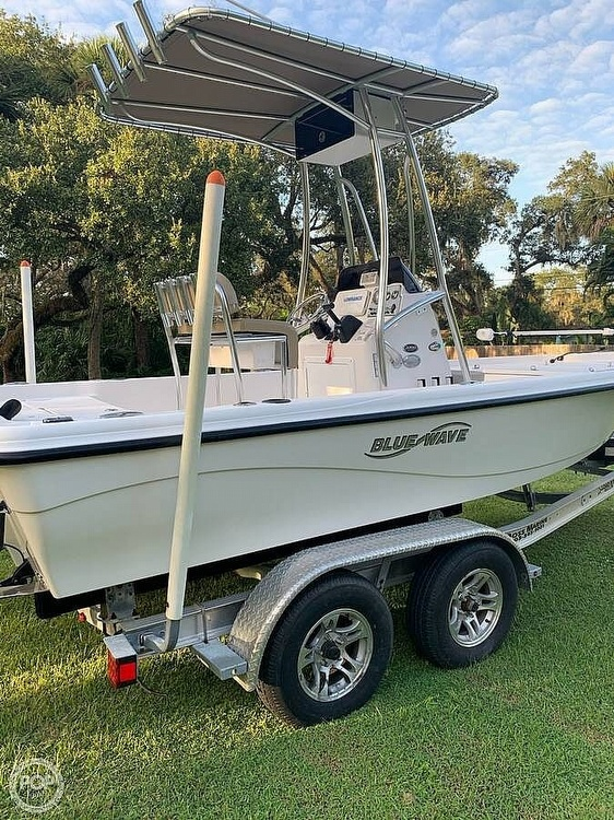 2018 Blue Wave boat for sale, model of the boat is Purebay 2000 SL & Image # 10 of 40