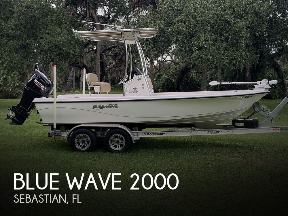 Used Blue Wave Boats For Sale by owner | 2018 Blue Wave 2000 SL