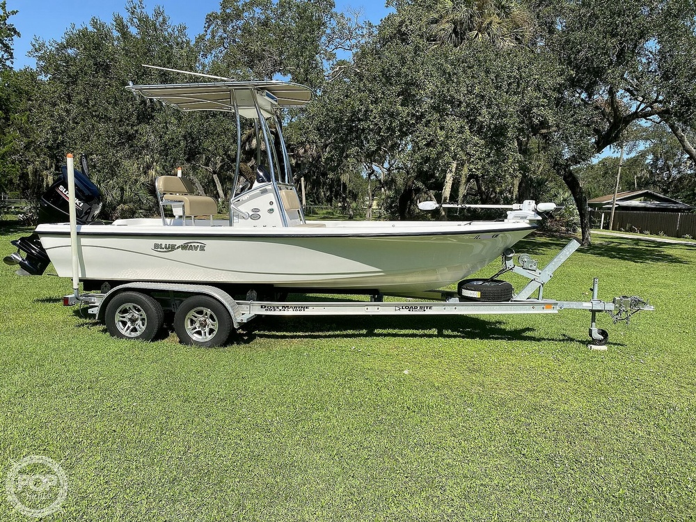 2018 Blue Wave boat for sale, model of the boat is Purebay 2000 SL & Image # 16 of 40