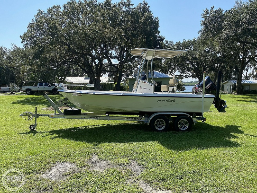 2018 Blue Wave boat for sale, model of the boat is Purebay 2000 SL & Image # 22 of 40