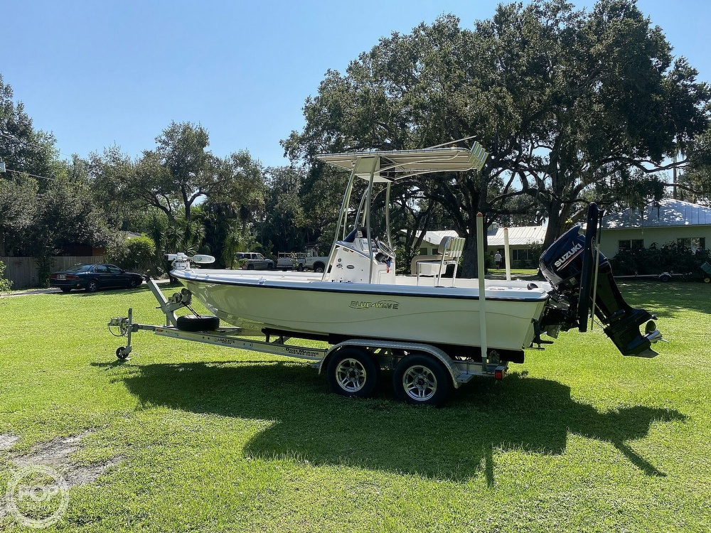 2018 Blue Wave boat for sale, model of the boat is Purebay 2000 SL & Image # 23 of 40