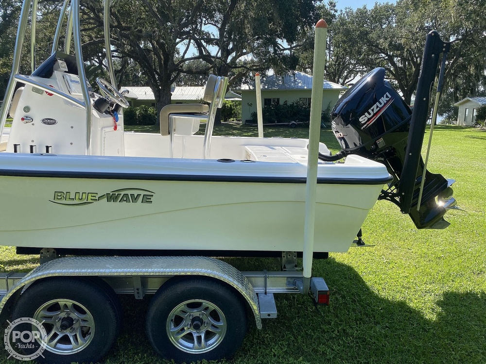 2018 Blue Wave boat for sale, model of the boat is Purebay 2000 SL & Image # 26 of 40