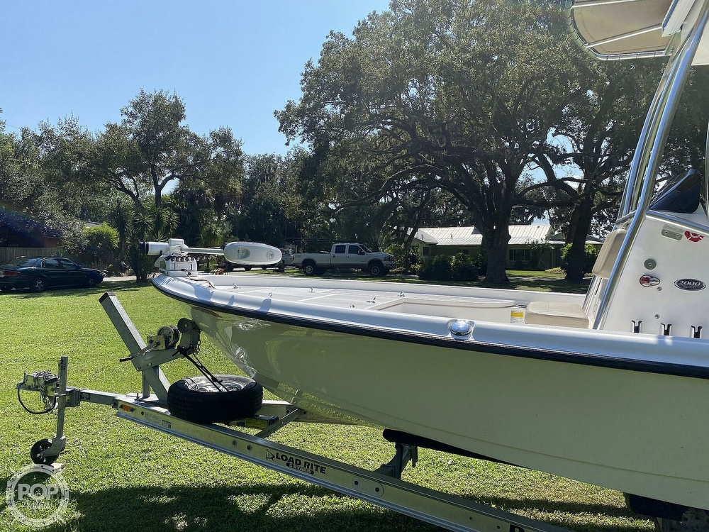 2018 Blue Wave boat for sale, model of the boat is Purebay 2000 SL & Image # 27 of 40