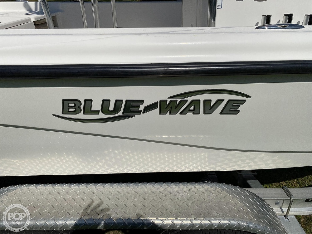 2018 Blue Wave boat for sale, model of the boat is Purebay 2000 SL & Image # 32 of 40