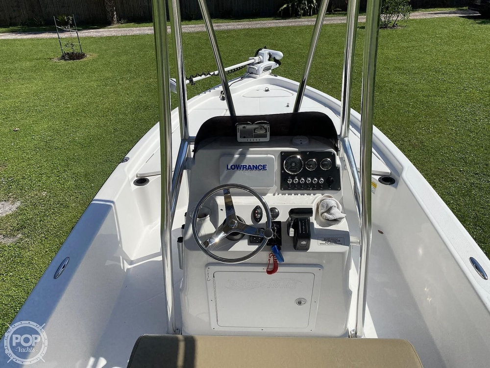 2018 Blue Wave boat for sale, model of the boat is Purebay 2000 SL & Image # 8 of 40