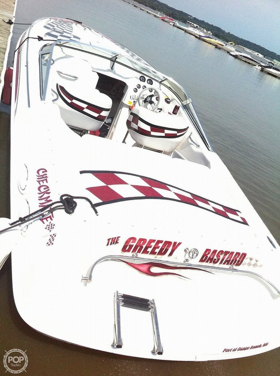 2000 Checkmate boat for sale, model of the boat is ZT 280 & Image # 2 of 24