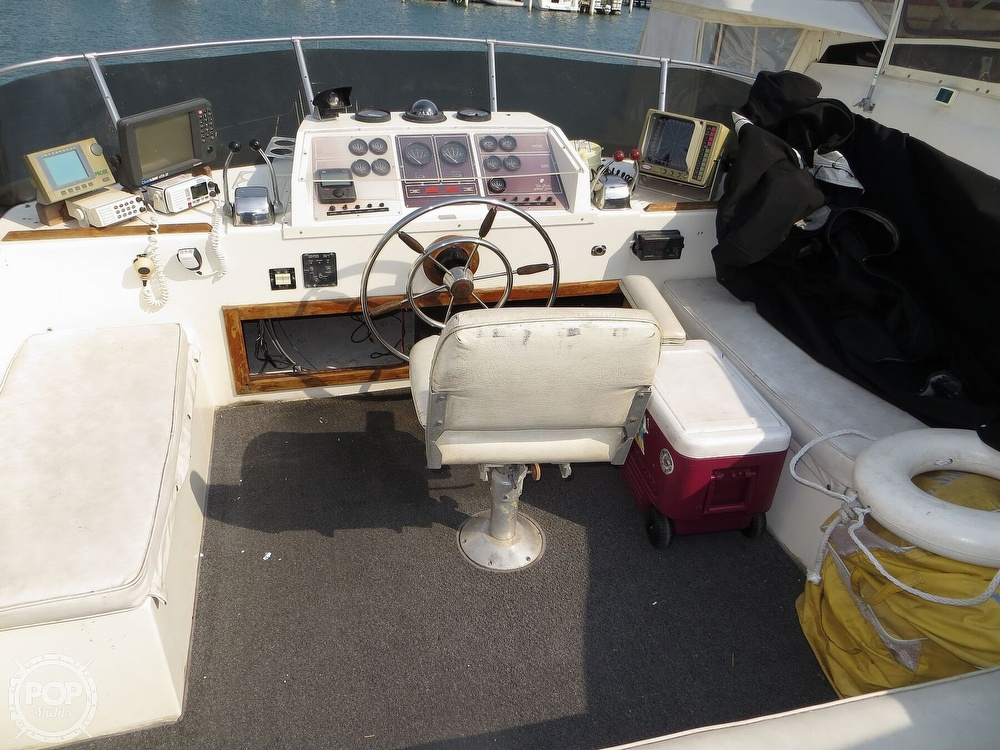1979 Trojan boat for sale, model of the boat is 40 MY & Image # 2 of 40