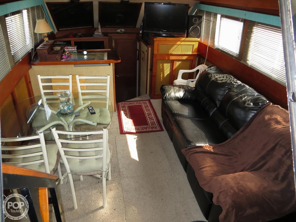 1979 Trojan boat for sale, model of the boat is 40 MY & Image # 4 of 40