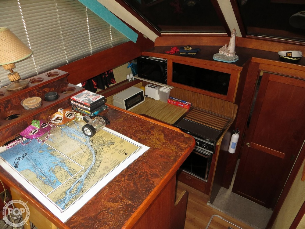 1979 Trojan boat for sale, model of the boat is 40 MY & Image # 13 of 40