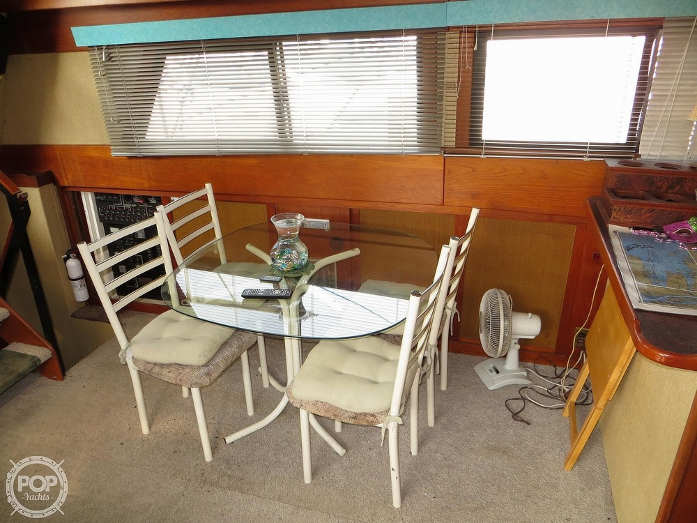1979 Trojan boat for sale, model of the boat is 40 MY & Image # 16 of 40