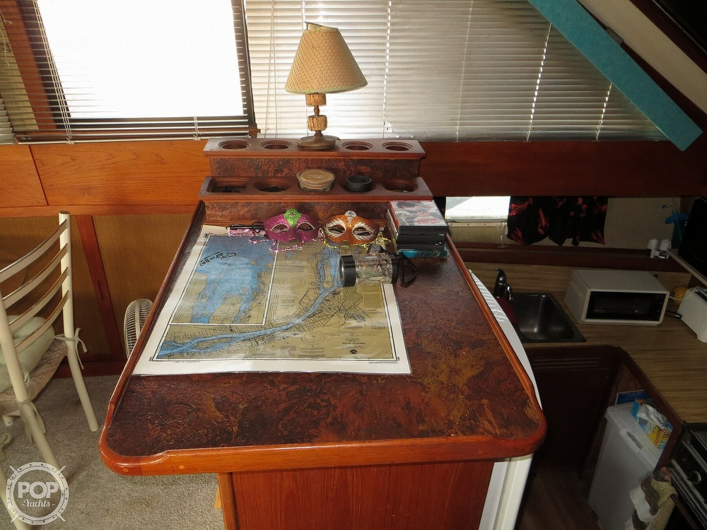 1979 Trojan boat for sale, model of the boat is 40 MY & Image # 29 of 40