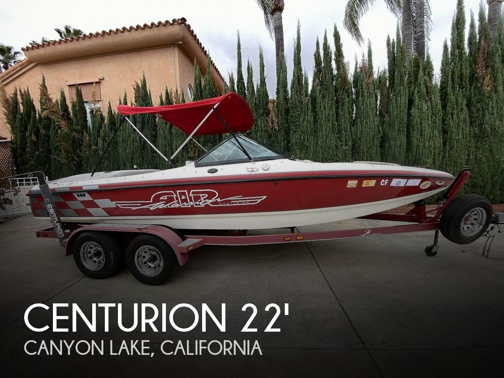 2000 Centurion boat for sale, model of the boat is Eclipse Air Warrior & Image # 1 of 40