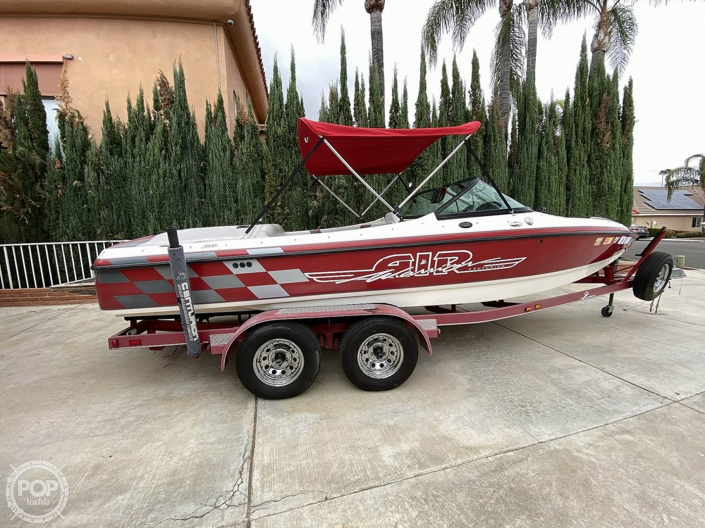 2000 Centurion boat for sale, model of the boat is Eclipse Air Warrior & Image # 6 of 40
