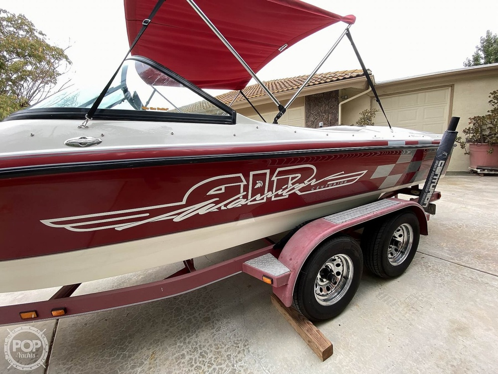 2000 Centurion boat for sale, model of the boat is Eclipse Air Warrior & Image # 10 of 40
