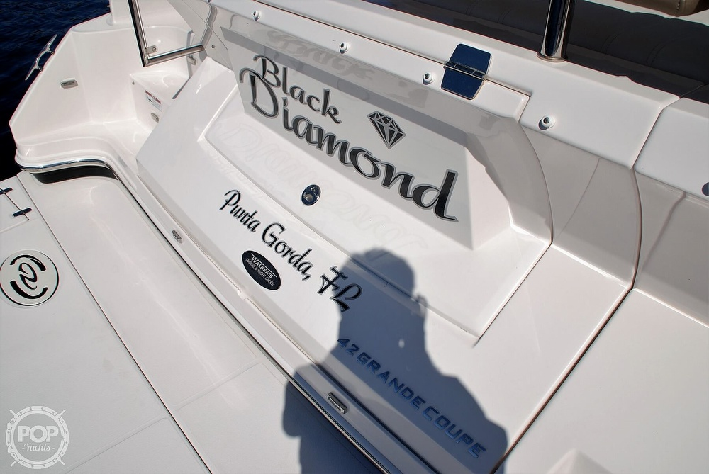 2018 Regal boat for sale, model of the boat is 42 Grand Coupe & Image # 13 of 40