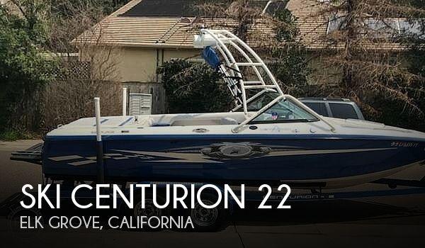 Used Ski Centurion Boats For Sale by owner | 2002 Ski Centurion 22 Escalate