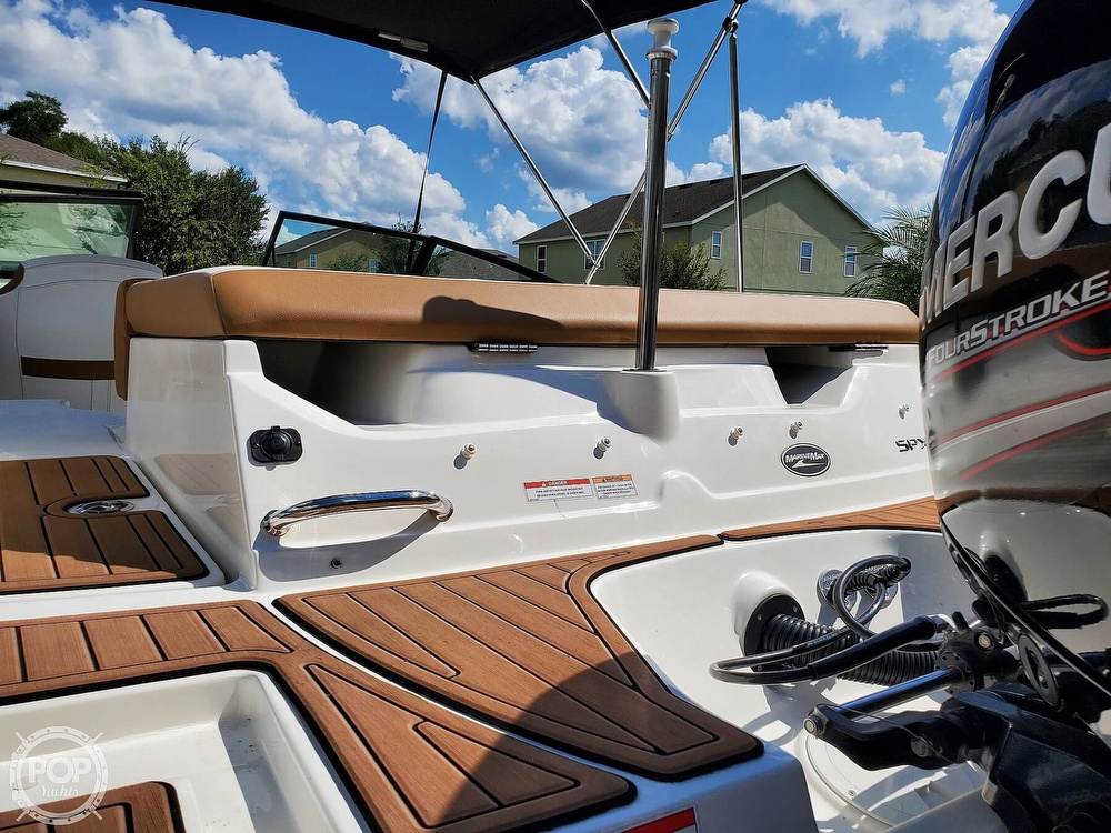 2018 Sea Ray boat for sale, model of the boat is SPX 190 OB & Image # 11 of 40