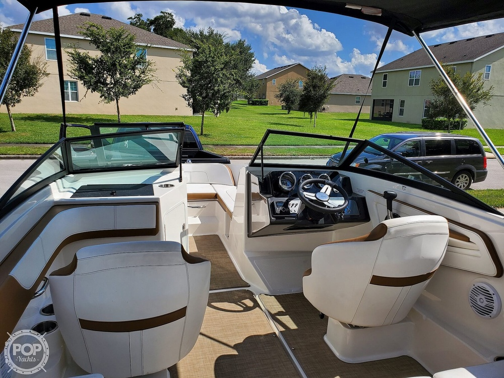 2018 Sea Ray boat for sale, model of the boat is SPX 190 OB & Image # 13 of 40