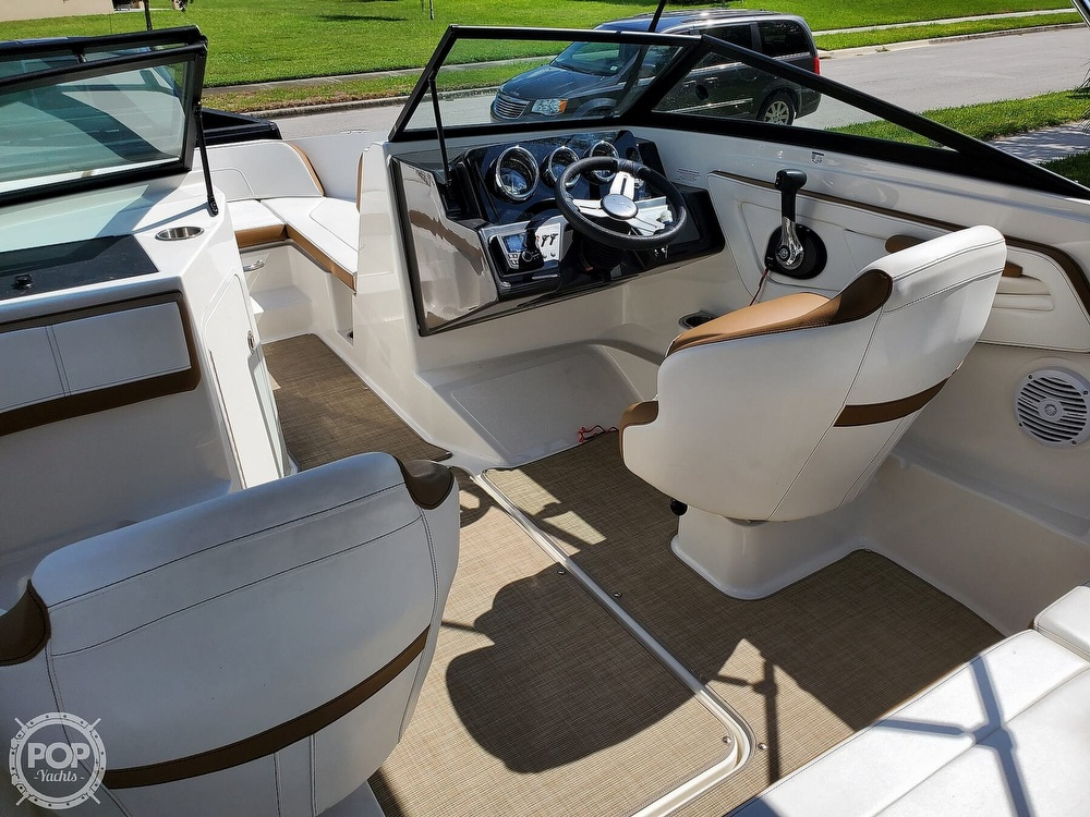 2018 Sea Ray boat for sale, model of the boat is SPX 190 OB & Image # 14 of 40