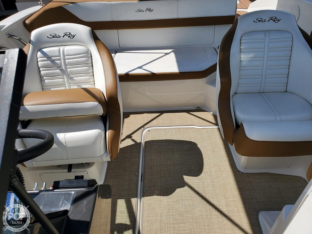 2018 Sea Ray boat for sale, model of the boat is SPX 190 OB & Image # 21 of 40