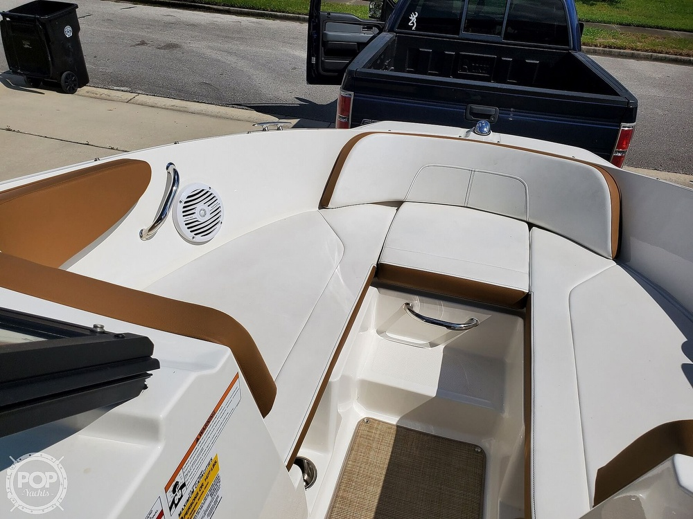 2018 Sea Ray boat for sale, model of the boat is SPX 190 OB & Image # 24 of 40