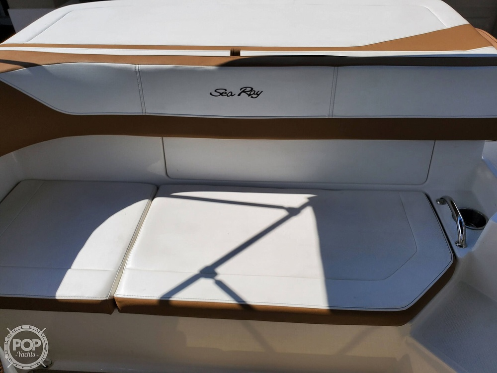 2018 Sea Ray boat for sale, model of the boat is SPX 190 OB & Image # 25 of 40