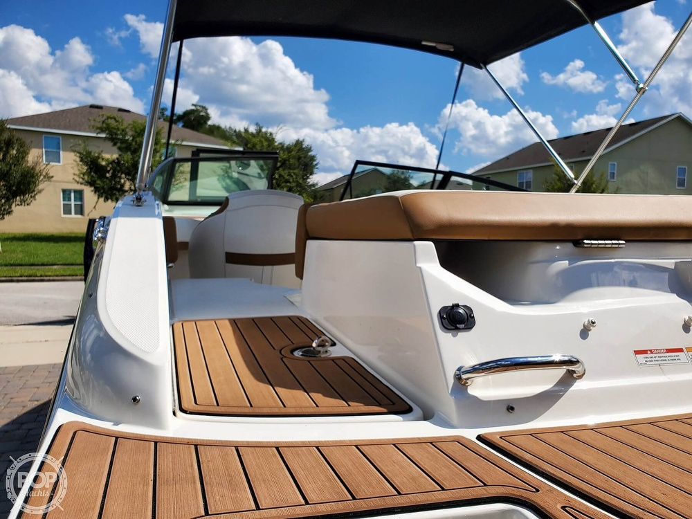 2018 Sea Ray boat for sale, model of the boat is SPX 190 OB & Image # 28 of 40