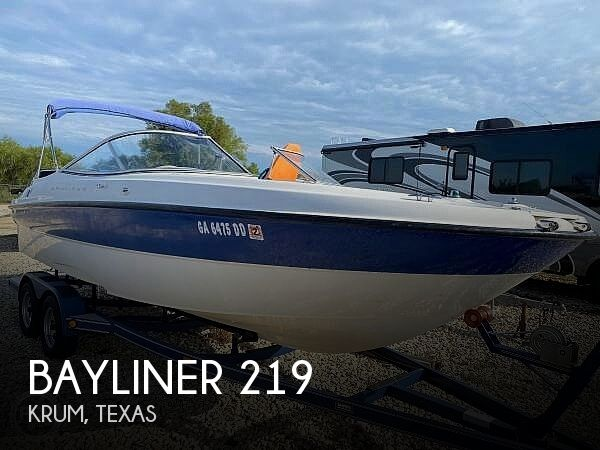2006 Bayliner Series 19 SD - image 1