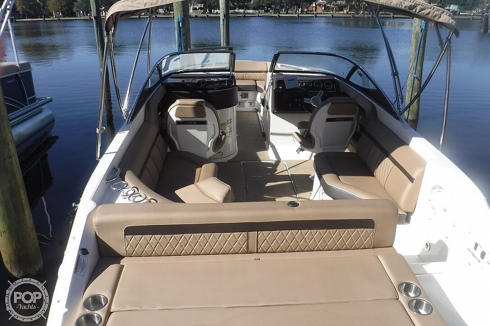 2017 Sea Ray boat for sale, model of the boat is SLX 250 & Image # 5 of 40