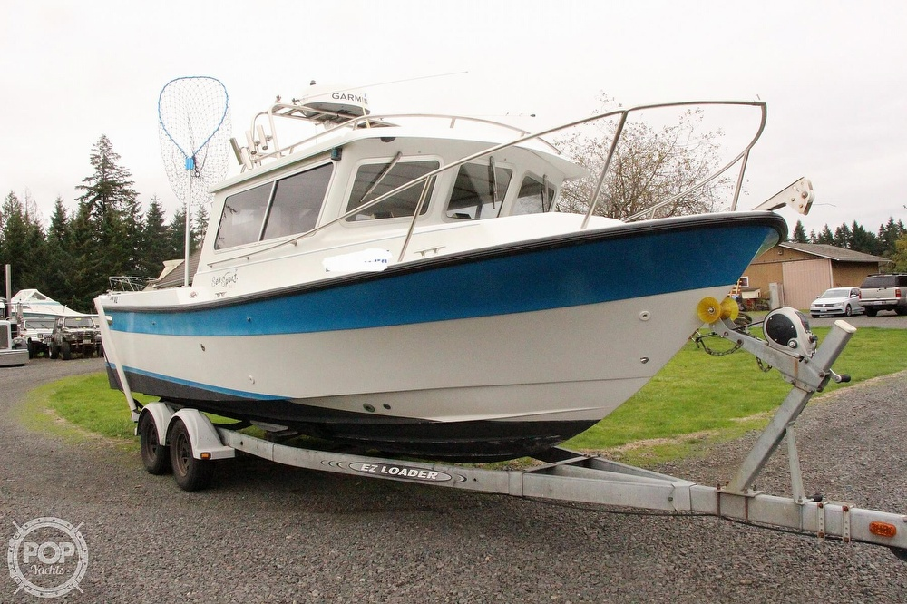 1998 Seasport boat for sale, model of the boat is 2400 xl & Image # 2 of 40