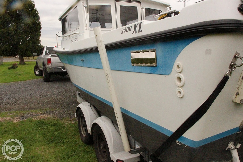 1998 Seasport boat for sale, model of the boat is 2400 xl & Image # 4 of 40