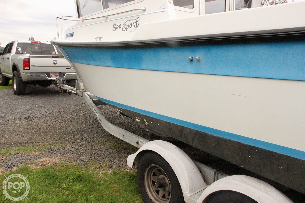 1998 Seasport boat for sale, model of the boat is 2400 xl & Image # 5 of 40