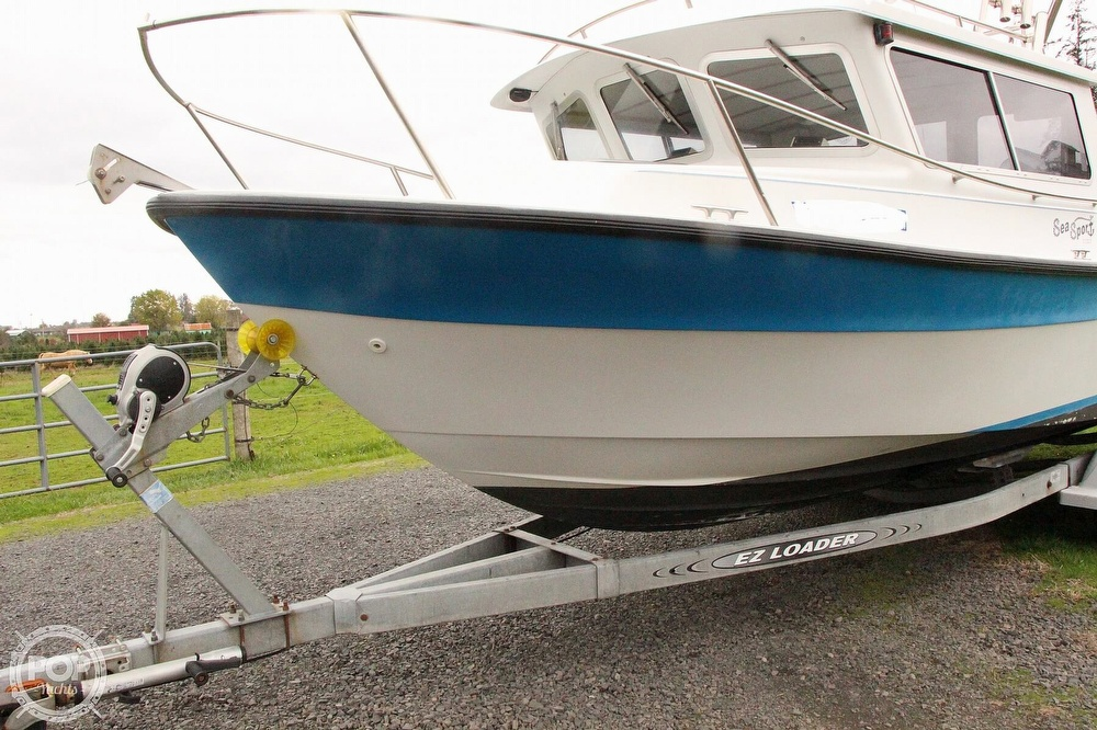 1998 Seasport boat for sale, model of the boat is 2400 xl & Image # 6 of 40