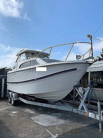 2007 Bayliner boat for sale, model of the boat is Discovery 246 & Image # 3 of 41