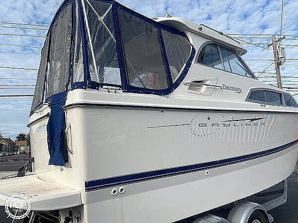 2007 Bayliner boat for sale, model of the boat is Discovery 246 & Image # 4 of 41