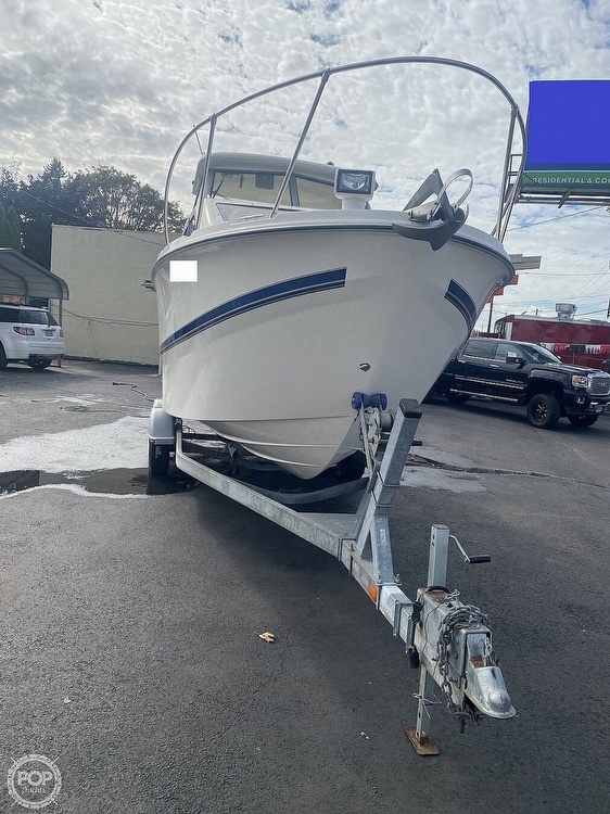 2007 Bayliner boat for sale, model of the boat is Discovery 246 & Image # 11 of 41