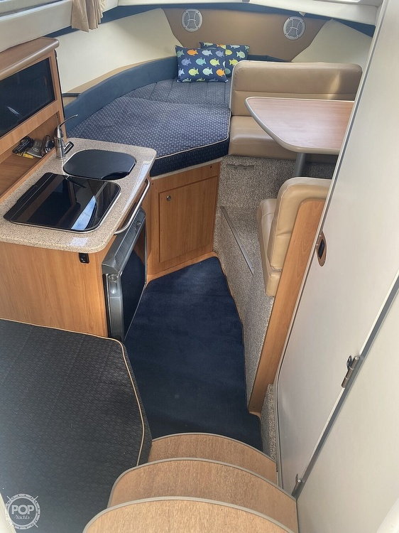 2007 Bayliner boat for sale, model of the boat is Discovery 246 & Image # 29 of 41