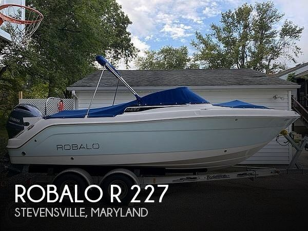 Used Robalo Boats For Sale by owner | 2015 Robalo R 227
