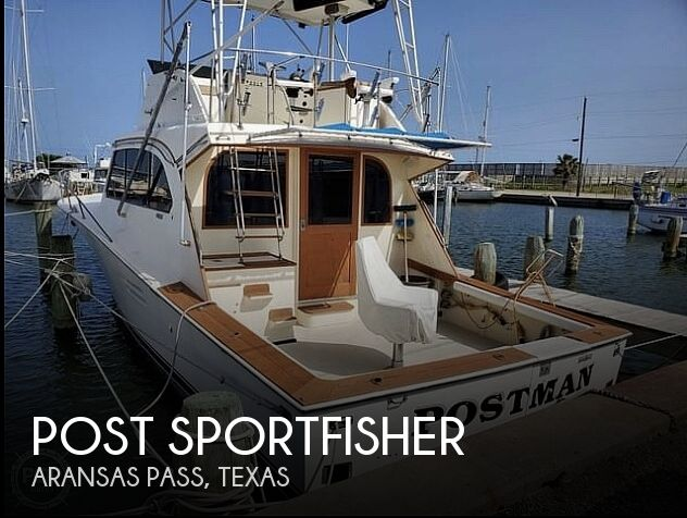 1986 Post Marine boat for sale, model of the boat is Sportfisher & Image # 1 of 36