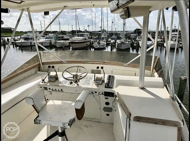1986 Post Marine boat for sale, model of the boat is Sportfisher & Image # 8 of 36