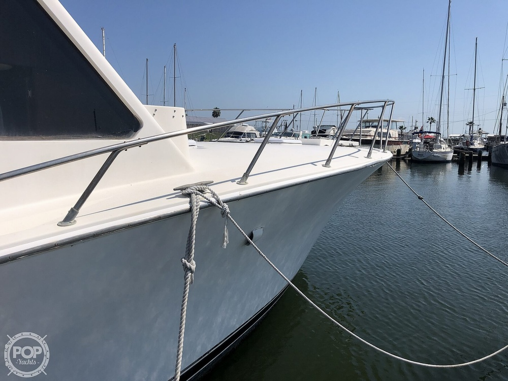 1986 Post Marine boat for sale, model of the boat is Sportfisher & Image # 10 of 36