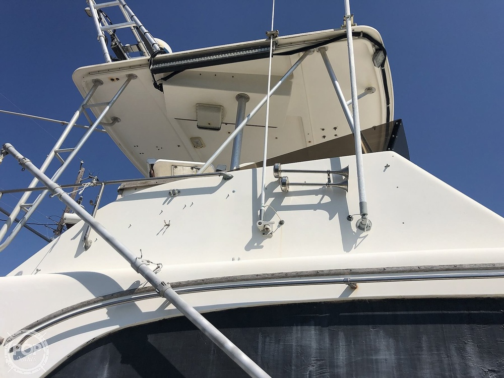 1986 Post Marine boat for sale, model of the boat is Sportfisher & Image # 11 of 36